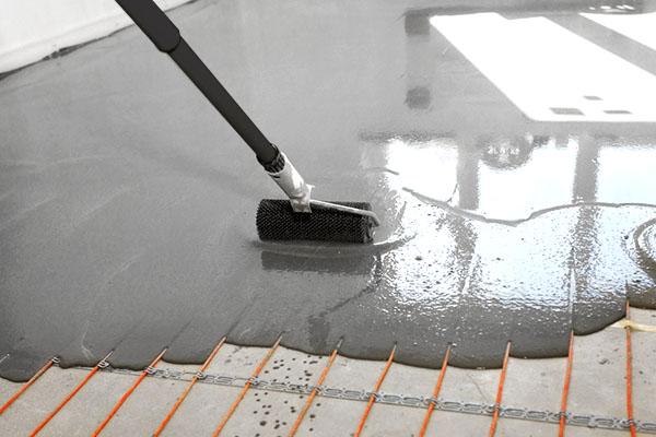 Wylewanie posadzek betonowych - etapy pracy
